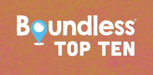 The Boundless Top 10 for 2015