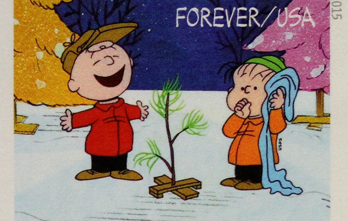 Hope for Charlie Brown's Holiday Blues