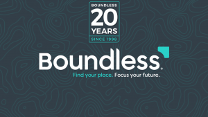 Boundless 20th graphic